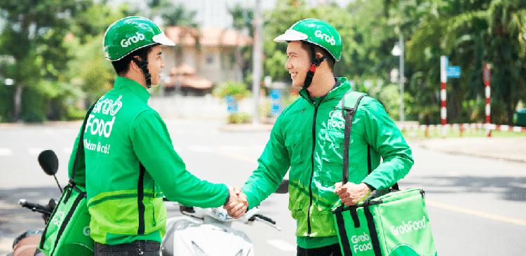 Ý nghĩa của đồng phục grab và uber