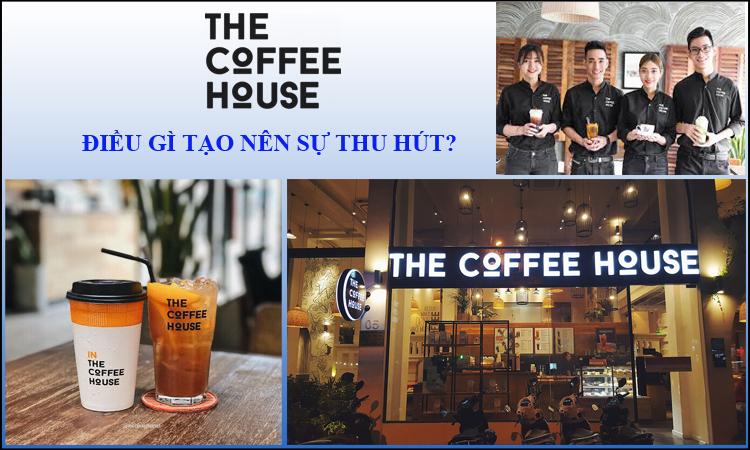 Quán the Coffee House có gì đặc biệt?
