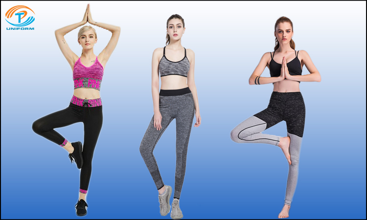 Đồng phục tập Gym & Yoga